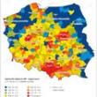 Nadal duże regionalne zróżnicowanie w sile nabywczej Polaków
