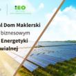 Lokowanie kapitału w sektorze odnawialnych źródeł energii